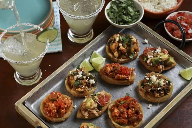Masa treats in time for Cinco de Mayo celebrations