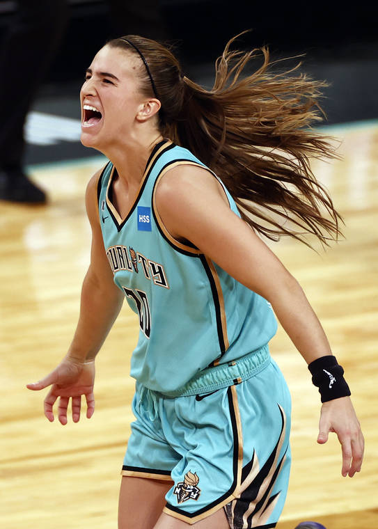 Opening with a bang: Ionescu hits game-winner as Liberty beat Fever 90-87