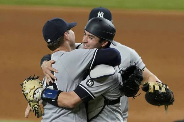 Yankees' Kluber tosses MLB's sixth no-hitter of the season, second in two nights