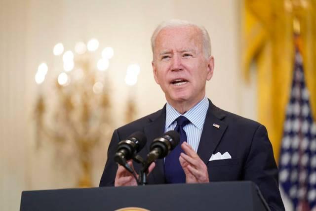 Weak jobs report could spur, slow Biden's huge money package
