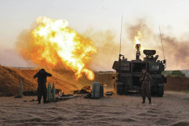 Israel's Netanyahu 'determined' to continue Gaza operation