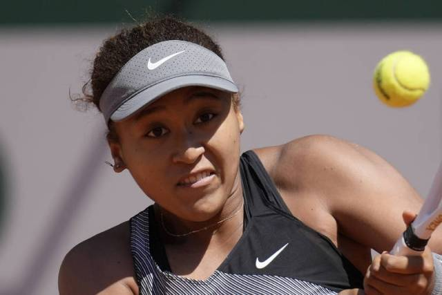 Four-time Slam champ Osaka out of French Open, cites anxiety