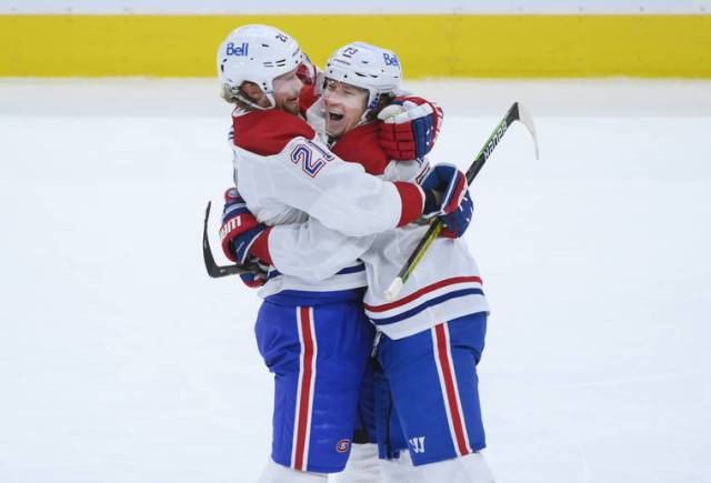 Stanley Cup Playoff capsules: Canadiens win Game 7 vs. Leafs; Isles top Bruins in Game 2