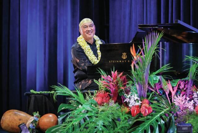 Robert Cazimero revives Kahilu concert tradition
