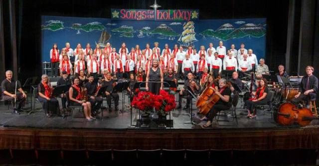 Waimea Community Chorus concert honors Elton John