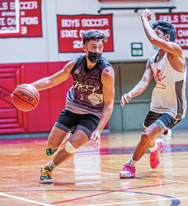 Gaining recognition: Kohala's Cazimero named Gatorade Hawaii Boys Basketball Player of the Year