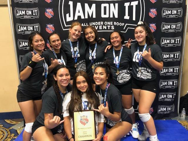 Volleyball players from several BIIF schools fuel Southside's success in Vegas