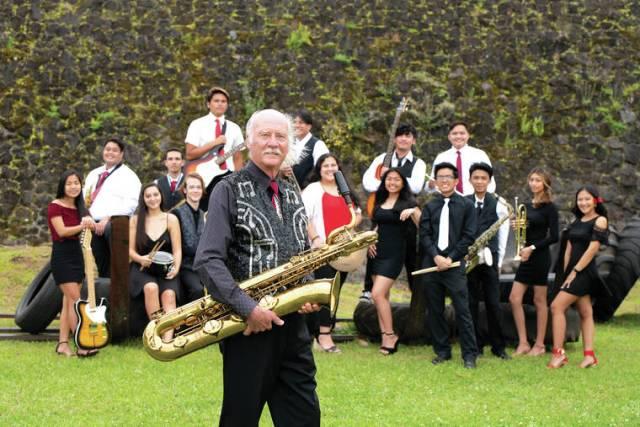Honoka'a Jazz Band releases 19th album