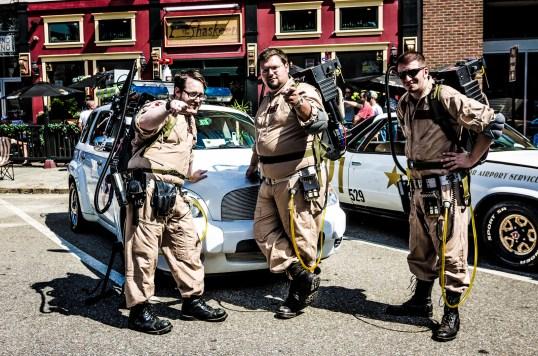 Ghostbusters franchise, Duluth.