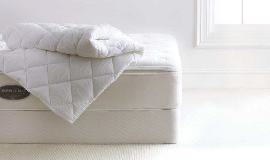 Mattress Pad   Westin Hotel Store Heavenly Bed Mattress   Box Spring