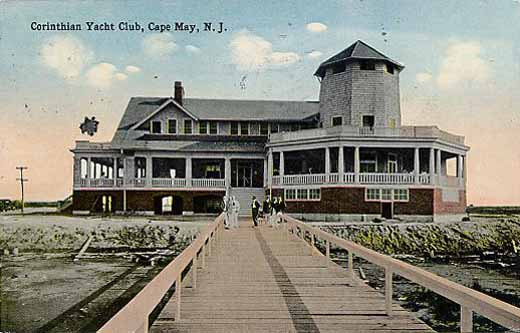 Cape May County NJ Postcards Page 21