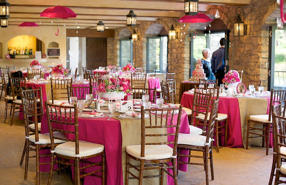 Wine Cellar Reception Westlake Village Inn