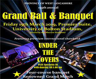 Grand Ball and Banquet 2019