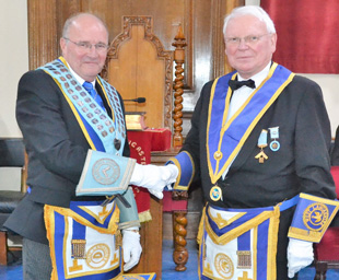 A ceremony of quality at Duke of Lancaster