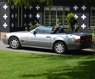 Classic Car Club's latest event report
