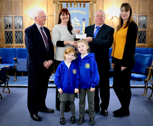 Silverdale Lodge helps local school appeal