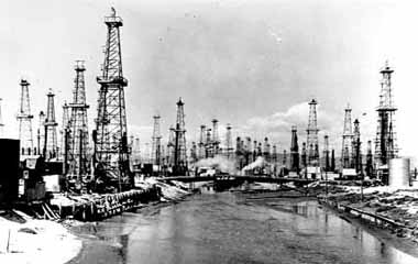 Oil Gas Russia Siberia Exploration Hydrocarbons