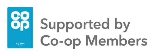 Co-op logo community fund support