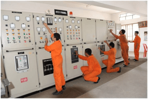 Electro Technical Officer Westline Shipping