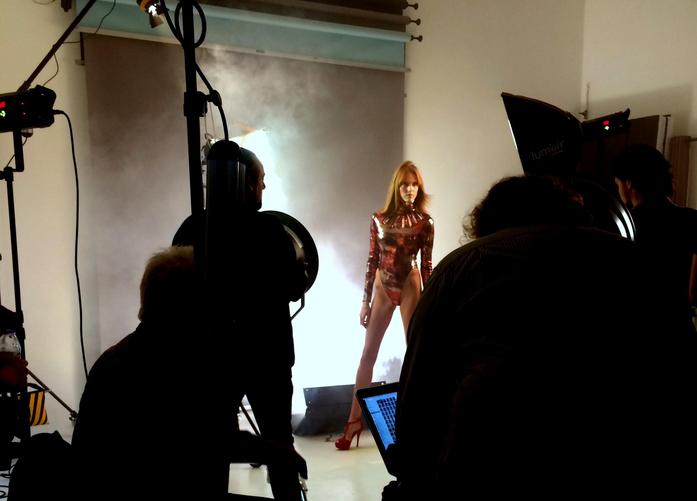 WLS the Host shoot