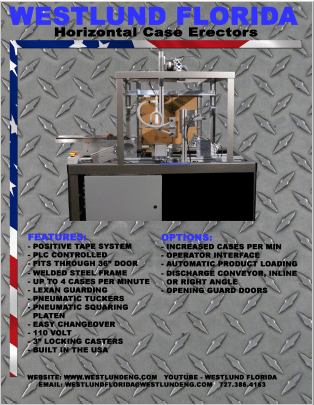 Case Erector Brochure Thumbnail