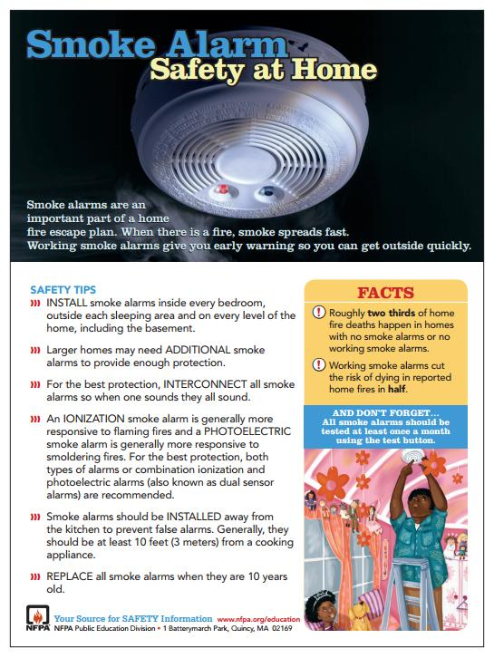 Smoke Alarm Guide