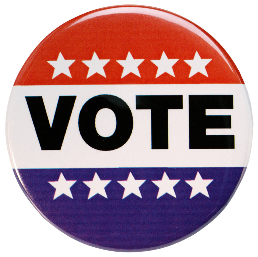 Vote Today – May 21, 2019