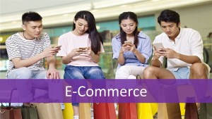 Benefits From The E-Commerce In China
