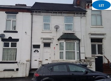 1 Bedroom flat to rent Thynne Street, West Bromwich