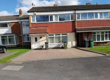 3 bedroom house sale West Bromwich, B71 Smithmoor Crescent front of house 1