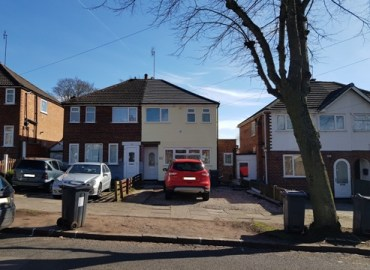 3 bedroom house to let Great Barr B44