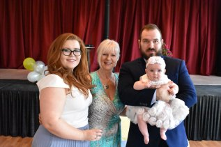 Naming - Baby Daisy. Service conducted by Ruth Graham Independent Celebrant.