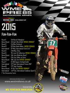 2015 WME Fixtures Poster - NS WS