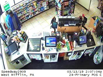 Community Assistance:  Identification assistance – Speedway Incident