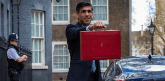 UK 2020 budget