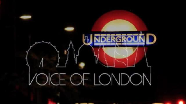 Logo for the Voice of London website