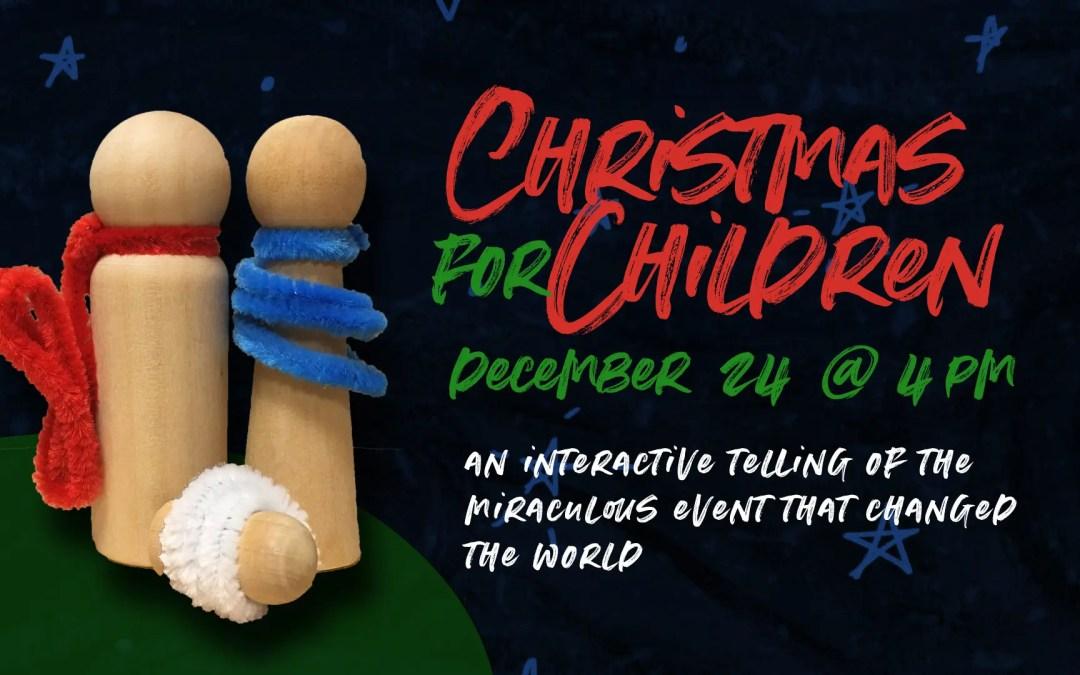 Christmas Eve: Christmas for Children – Gary Gulbranson