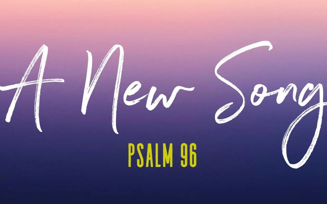A New Song (Special Sunday Message)   Ryan Falls