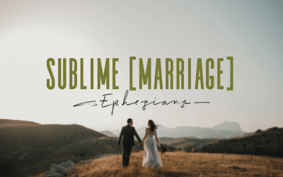 SUBLIME [Marriage]: Come Together – Week 5   Ryan Falls