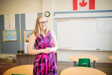 Faculty Spotlight – Ms. Laura Wiebe