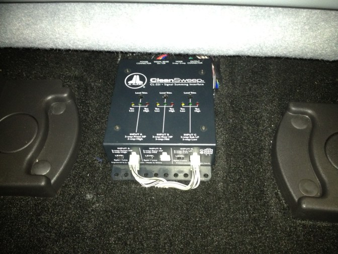 Platinum F150 stereo upgrade - WSS Drive Easy