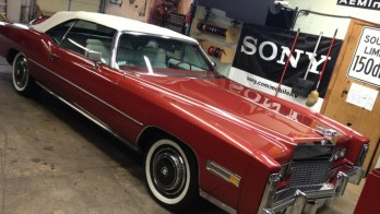 1976 Cadillac Eldorado Custom Audio