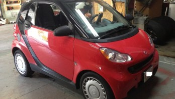 New Speakers In 2009 Smart Fortwo Hampstead, MD Client