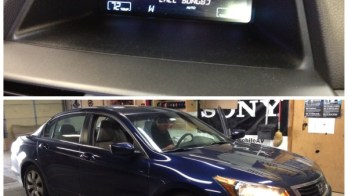 iPod Interface In Honda Accord Controlled By Factory Radio