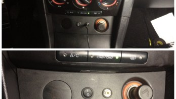 Android Interface Installed In Mazda 3