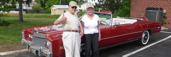 Cadillac Eldorado Audio Upgrade