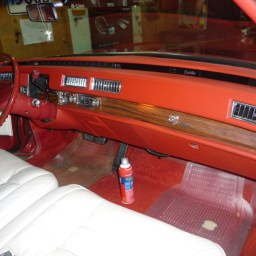 1976 Cadillac Eldorado dash