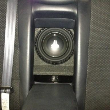 Lexus Subwoofer Upgrade