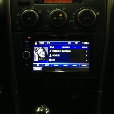 Lexus Stereo Upgrade