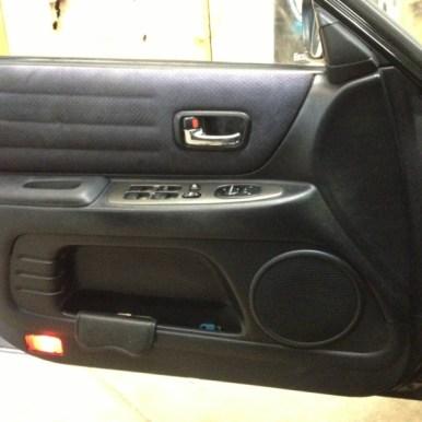 Lexus Speaker Upgrade